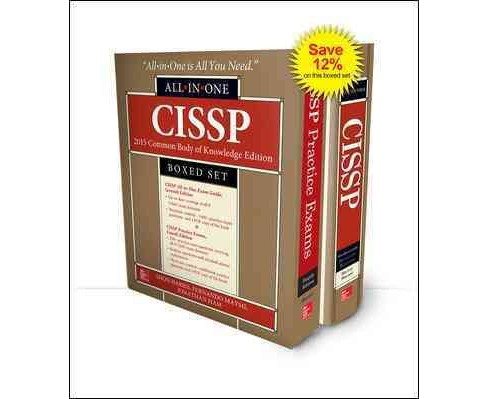 Cissp Common Body Of Knowledge 2015 Paperback Shon Harris Target