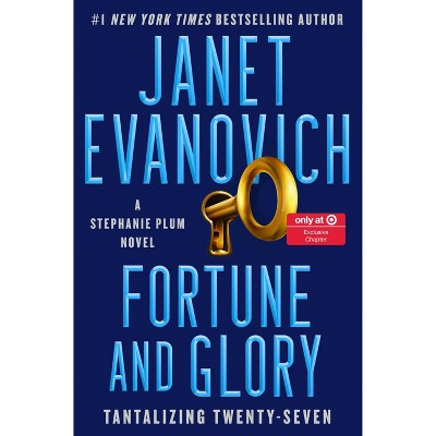 Fortune and Glory, Volume 27: A Stephanie Plum Novel - Target Exclusive Edition by Janet Evanoich (Hardcover)