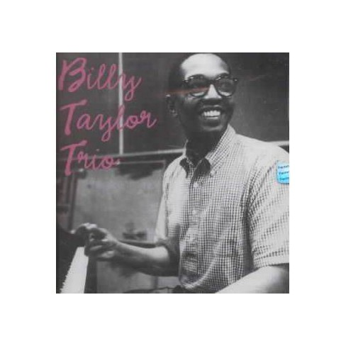 Billy (Piano) Taylor - Billy Taylor Trio (CD) - image 1 of 1