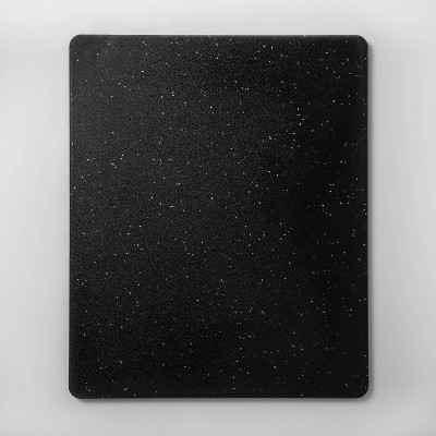 14 x17  Polygranite Cutting Board Black - Made By Design™