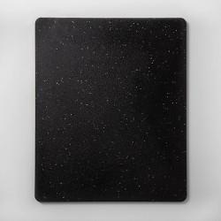 "14""x17"" Polygranite Cutting Board Black - Made By Design™"