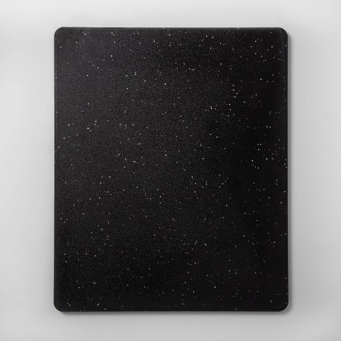 "14""x17"" Polygranite Cutting Board Black - Made By Design™ - image 1 of 2"