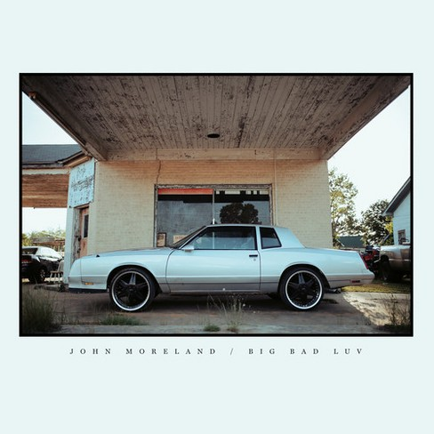 John Moreland - Big Bad Luv (Vinyl) - image 1 of 1