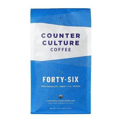 Counter Culture Forty Six Dark Roast Whole Bean Coffee -12oz