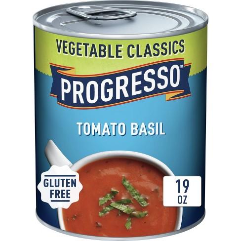 Progresso Vegetable Classics Tomato Basil Soup 19oz - image 1 of 4