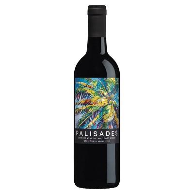 Joel Gott Palisades Red Wine - 750ml Bottle