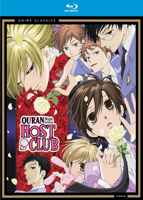 Ouran high school host club:Comp ser (Blu-ray) - image 1 of 1