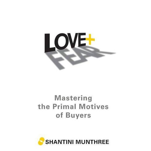 Love + Fear - by  Shantini Munthree (Hardcover) - image 1 of 1
