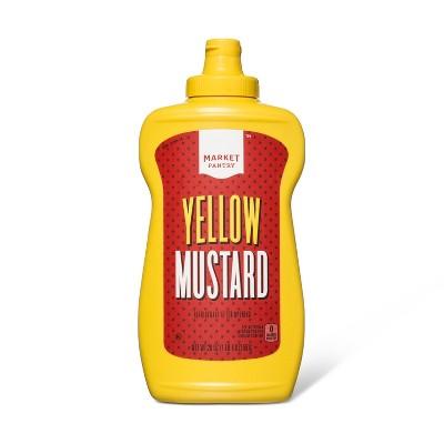 Yellow Mustard - 20oz - Market Pantry™