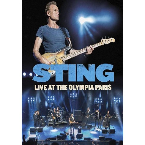 Sting: Live at the Olympia Paris (DVD) - image 1 of 1