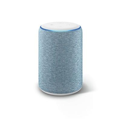 Amazon Echo (3rd Generation)- Smart Speaker with Alexa - Twilight Blue
