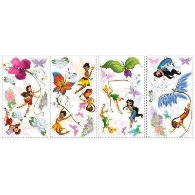 Disney Fairies Peel and Stick Wall Decal - RoomMates