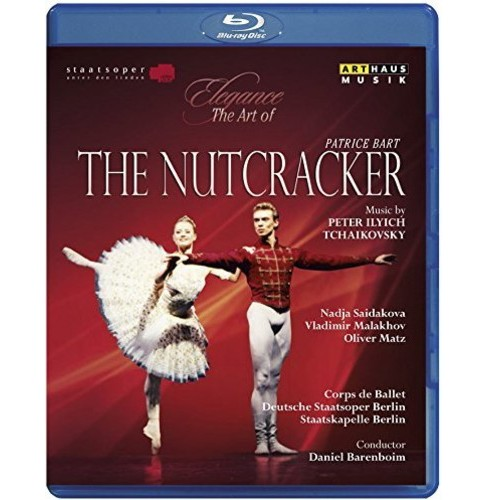 Tchaikovsky:Nutcracker (Blu-ray) - image 1 of 1