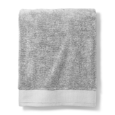 Reserve Solid Bath Sheet Gray - Fieldcrest®