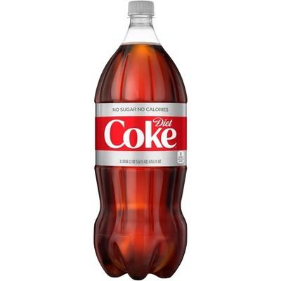 Diet Coke - 2 L Bottle