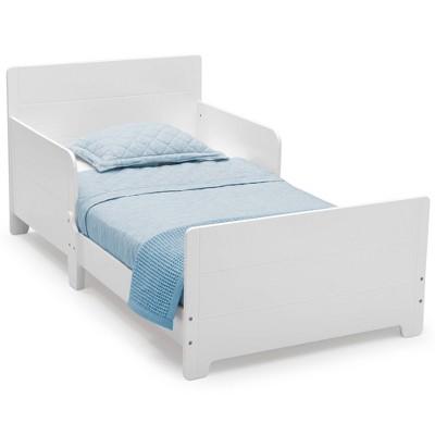 Delta Children MySize Wood Toddler Bed - Bianca White
