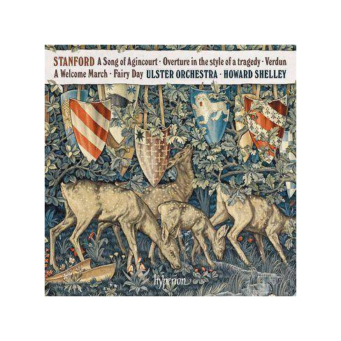 Ulster Orchestra - Stanford: A Song Of Agincourt (CD) - image 1 of 1