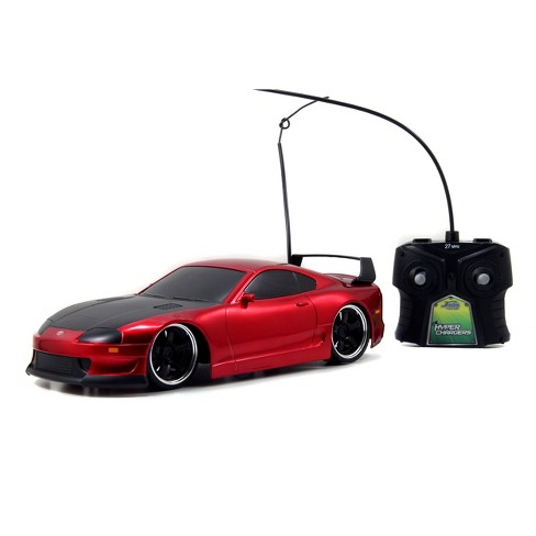 HyperChargers Tuner Remote Control RC Vehicle - Toyota Supra - 1:16 Scale - image 1 of 4