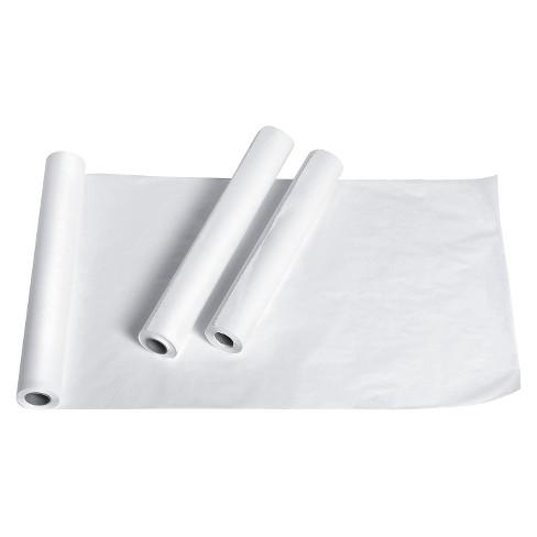 """Medline Exam Paper Table White - 18""""X125' - image 1 of 3"""