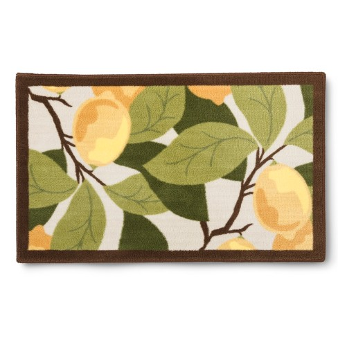 Lemon Tree Kitchen Floor Mat Rug (20\