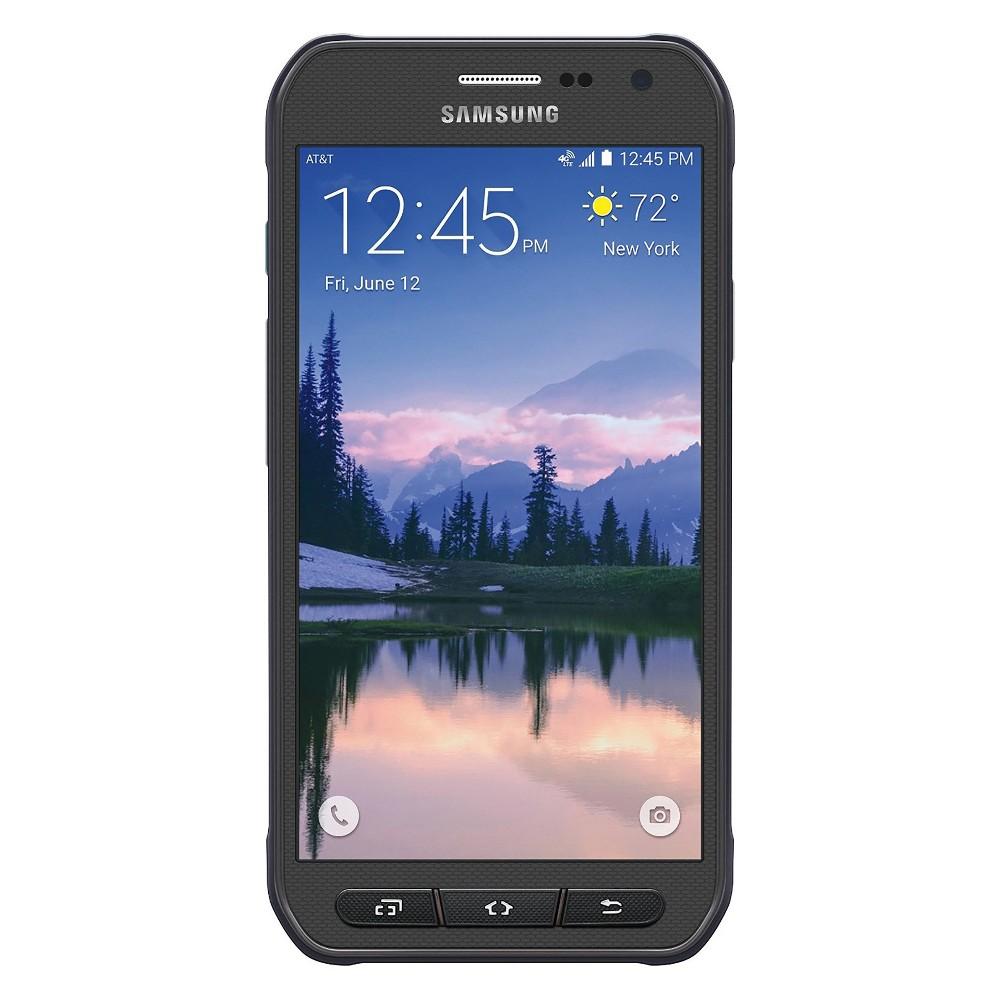 Samsung Galaxy S6 Active (GSM Unlocked) 32GB Smartphone - Gray