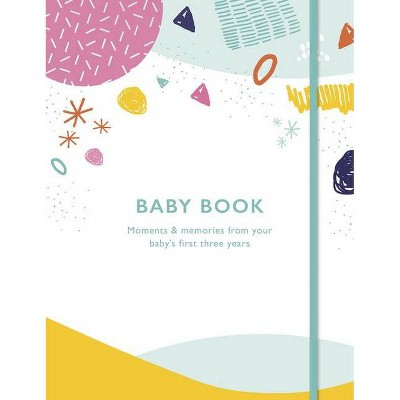 Baby Book - (Hardcover)