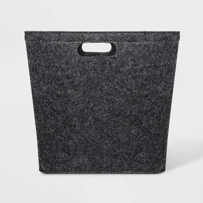 "14""x15"" Large Felt Basket with Stitching - Project 62™"