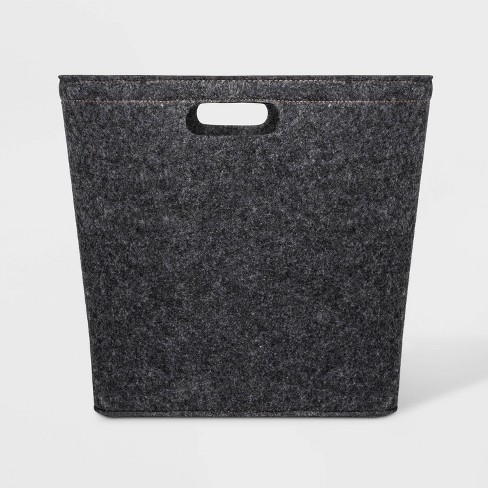 "14""x15"" Large Felt Basket with Stitching - Project 62™ - image 1 of 3"