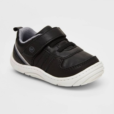 Baby Surprize by Stride Rite Killian Sneakers - Black