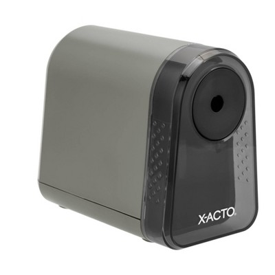 X-ACTO Mighty Mite Electric Pencil Sharpener - Gray
