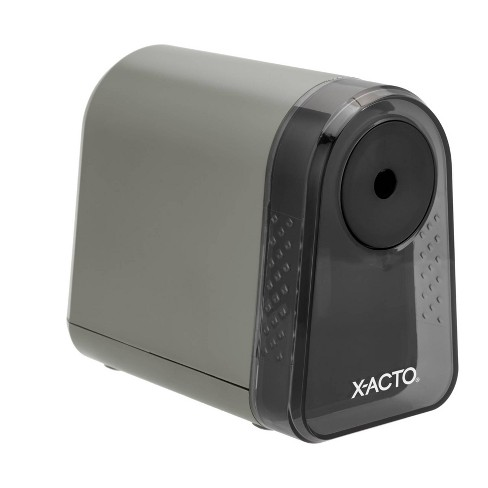X-ACTO Mighty Mite Electric Pencil Sharpener - Gray - image 1 of 4