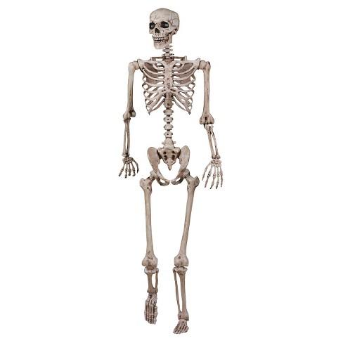 Halloween Skeleton.Halloween Skeleton Poseable Decor