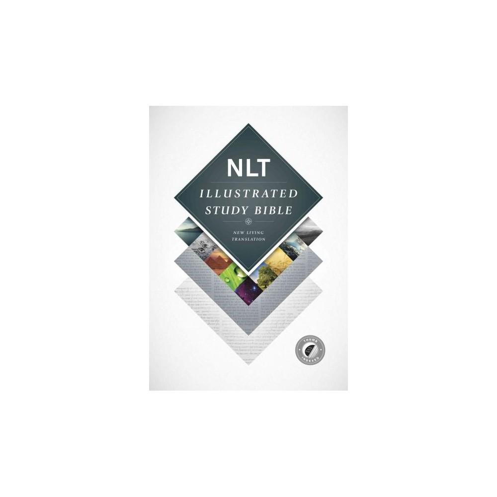 Illustrated Study Bible : New Living Translation (Thumbed, Indexed) (Hardcover)