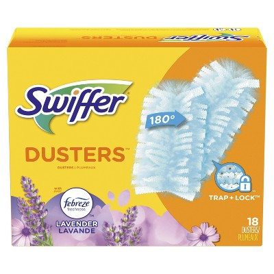 Swiffer Dusters Multi-Surface Refills with Febreze Lavender Scent - 18ct