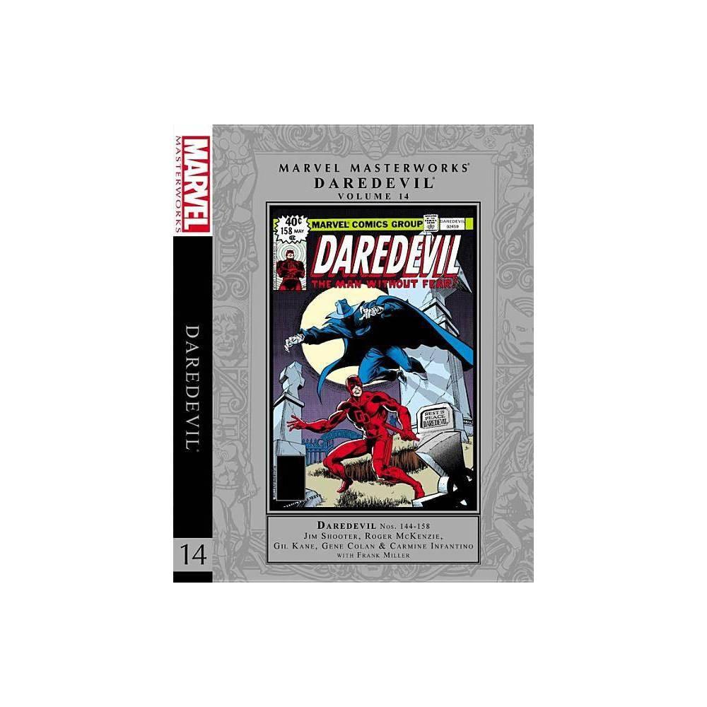 Marvel Masterworks Daredevil Vol 14 Hardcover