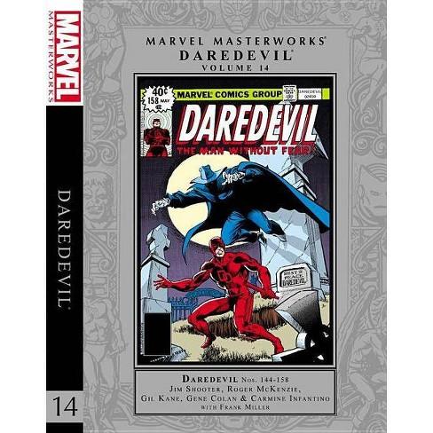 Marvel Masterworks: Daredevil Vol. 14 - (Hardcover) - image 1 of 1