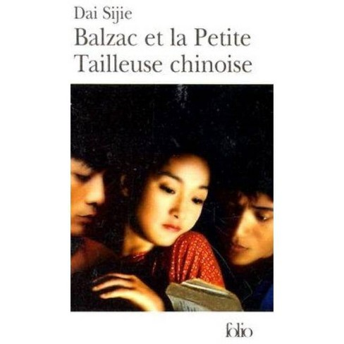 Balzac Et La Petite Taille - (Folio) by  Daj Sijie & Sijie Dai (Paperback) - image 1 of 1