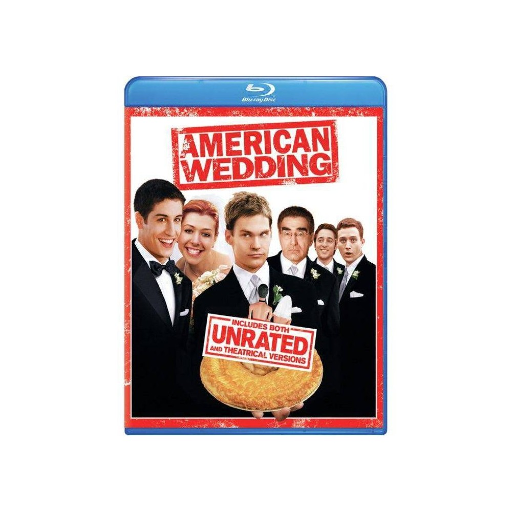 American Wedding Blu Ray 2021
