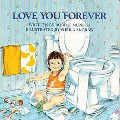 Love You Forever - Gift by Robert N. Munsch (School And Library)