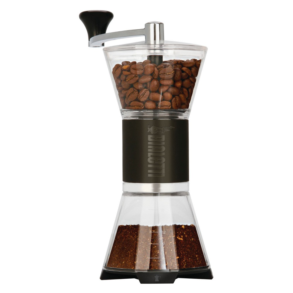 Image of Bialetti Manual Coffee Grinder, Black
