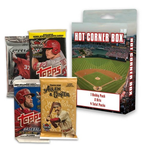 Mlb Collectible Trading Cards