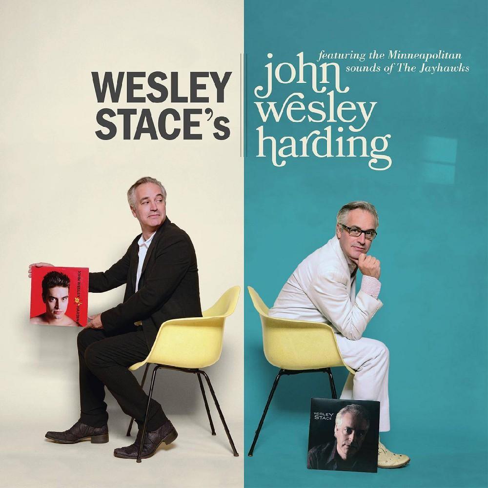 Wesley Stace Wesley Stace S John Wesley Harding Vinyl
