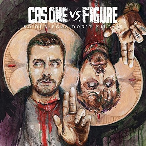 Cas One - So Our Egos Don't Kill Us (CD) - image 1 of 1