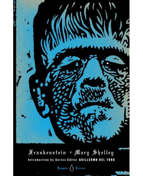 Frankenstein : Or the Modern Prometheus -  Reprint by Mary Wollstonecraft Shelley (Hardcover) - image 1 of 1