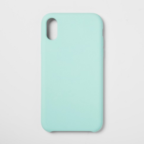 more photos b34cc f141d heyday™ Apple iPhone XR Silicone Case - Teal
