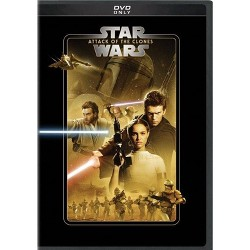 Star Wars Revenge Of The Sith Dvd Target