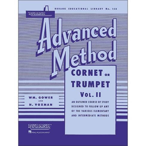 Hal Leonard Rubank Advanced Method for Coronet Or Trumpet Volume 2 - image 1 of 1