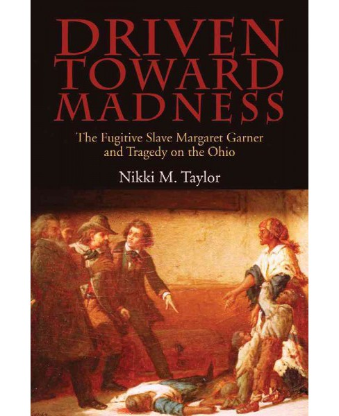 Driven Toward Madness : The Fugitive Slave Margaret Garner and Tragedy on the Ohio (Paperback) (Nikki M. - image 1 of 1