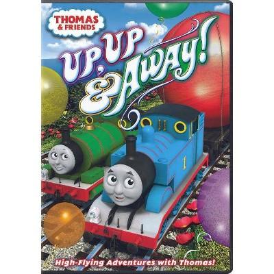 Thomas & Friends: Up, Up & Away! (DVD)
