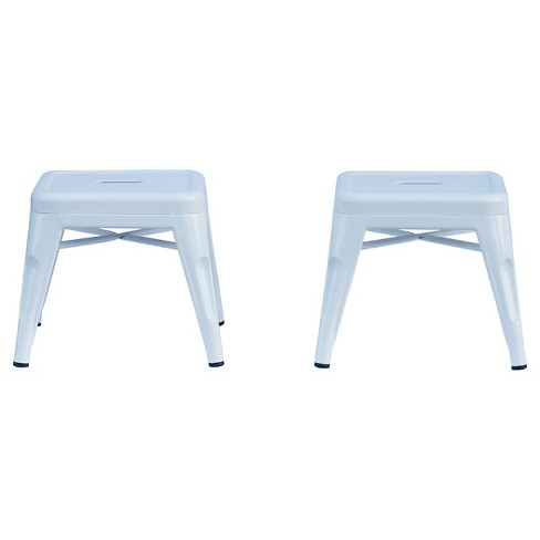 Metal Kids Stool (Set of 2) - Reservation Seating by Ace Bayou - image 1 of 3
